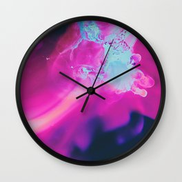 The moon was Ours Wall Clock