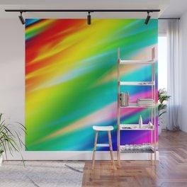 Rainbow Skies Wall Mural