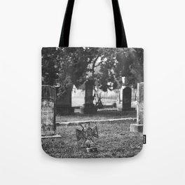 Headstones Tote Bag