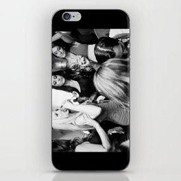 Studio_Paris_4359_BW iPhone Skin