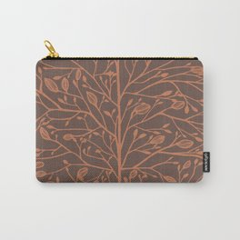 Branches and Buds in Warmth Carry-All Pouch