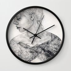 I Remember Everything Wall Clock
