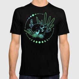 Skull and Crystals T-shirt