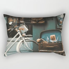 Vintage photo Rectangular Pillow