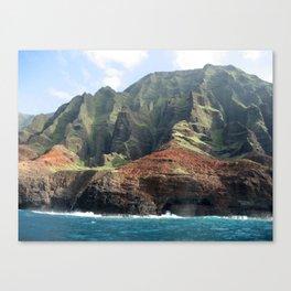 Waimea Canyon, Kauai, Hawaii Canvas Print