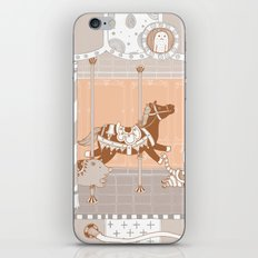 The Unpluged Amusement Park iPhone & iPod Skin