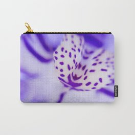 Playful Colors Orchid Carry-All Pouch
