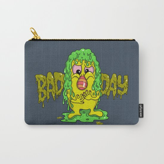 Bad Day Carry-All Pouch