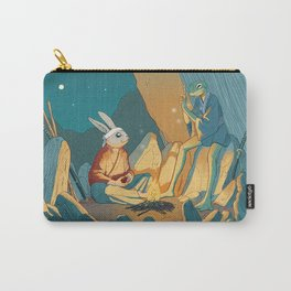 Master and student Carry-All Pouch