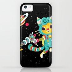 Kitty Cat Space Captain Slim Case iPhone 5c