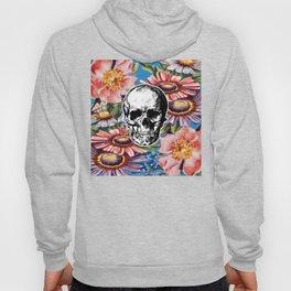 Skull Flowers Hoody