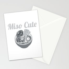 Miso Cute 1 Stationery Cards