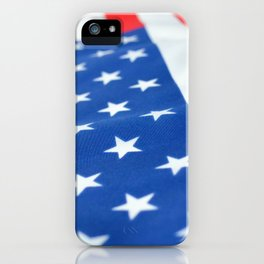 American Flag 2 iPhone Case