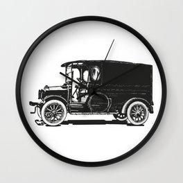 Old car 7 Wall Clock