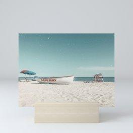 Cape May, NJ. 2020 Mini Art Print