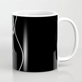 Woman body line art  #society6 #decor #buyart #artprint Coffee Mug
