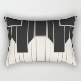 Play it, Sam! Rectangular Pillow