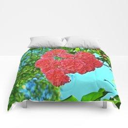 Rose Heart  Comforters