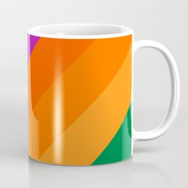Simple Stripes - Grass Coffee Mug