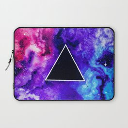 Black Hole Trinity Laptop Sleeve