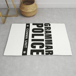 Grammar Police, Comma Unit Rug