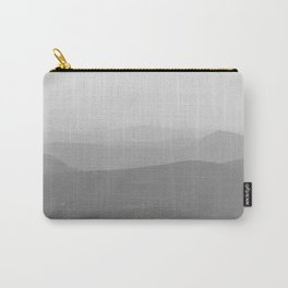 Les Monts Chic-Chocs Carry-All Pouch