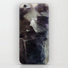 fluorite aura iPhone & iPod Skin