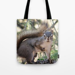 And Who Are You? Tote Bag