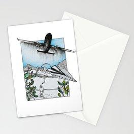 Flight Stationery Cards