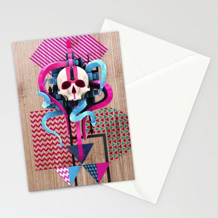 BeautifulDecay II Stationery Cards