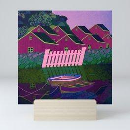 Norway 14 Mini Art Print