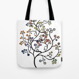 iku Tree Tote Bag