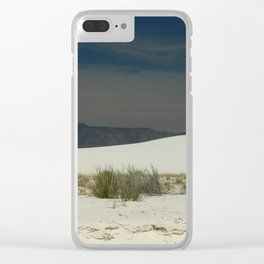 Desert Beauty Clear iPhone Case