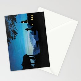 Summer Nights Stationery Cards