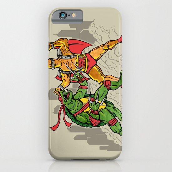 Teenage Mutant Gamera Ninja iPhone & iPod Case
