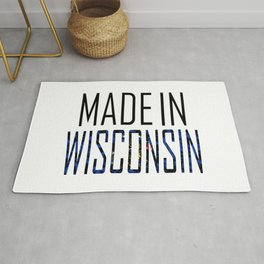 Made In Wisconsin Rug