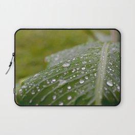 A rainy day Laptop Sleeve