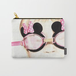 Ready for a swim. Carry-All Pouch