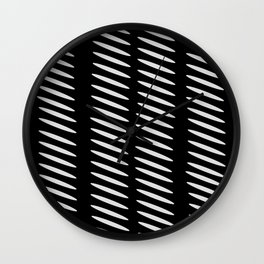 Doubles Wall Clock