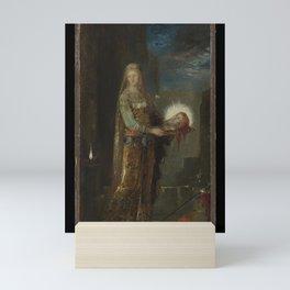 Gustave Moreau - Salome with the Head of John the Baptist Mini Art Print