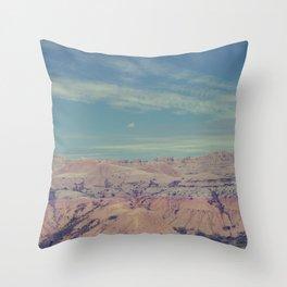 Nice View Throw Pillow