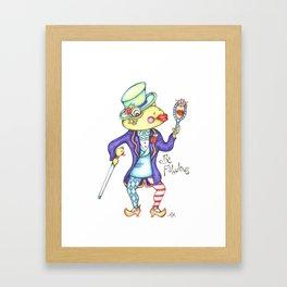 Be Fabulous Framed Art Print
