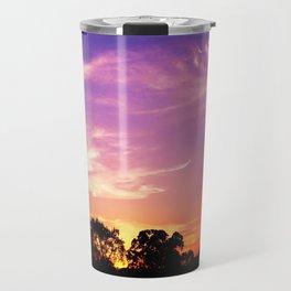East Texas Sunset Travel Mug