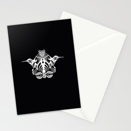 Bassnectar Family Crest Stationery Cards