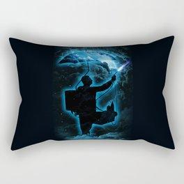 The Storm Breaker  Rectangular Pillow
