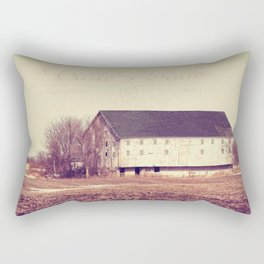 Snowfields Rectangular Pillow