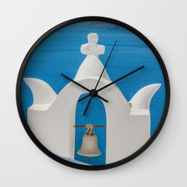 Greek Church Bell Wall Clock
