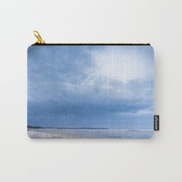 The Sky above the Channel Carry-All Pouch