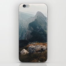 Morning on the edge iPhone & iPod Skin