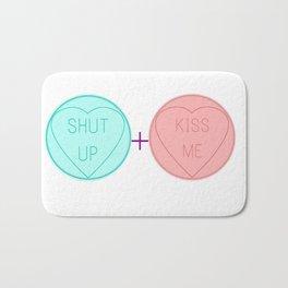Love Heart Maths Bath Mat